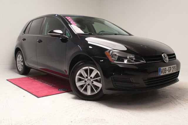 2016 Volkswagen Golf 1.8T S 4-Door FWD