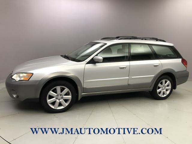 2006 Subaru Outback 2.5i Limited Wagon AWD