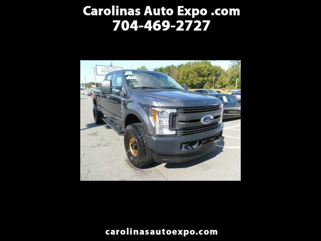 2018 Ford F-250 Super Duty King Ranch Crew Cab LB 4WD