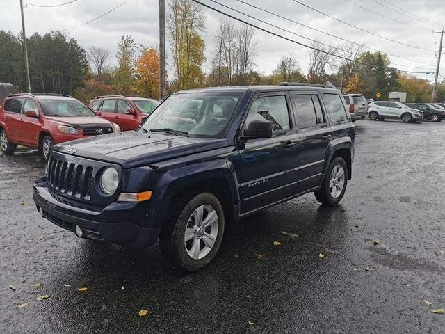 2012 Jeep Patriot North 4WD