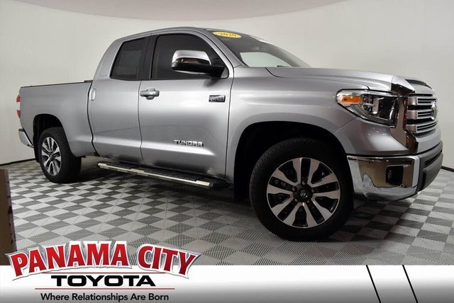 2020 Toyota Tundra Limited Double Cab RWD