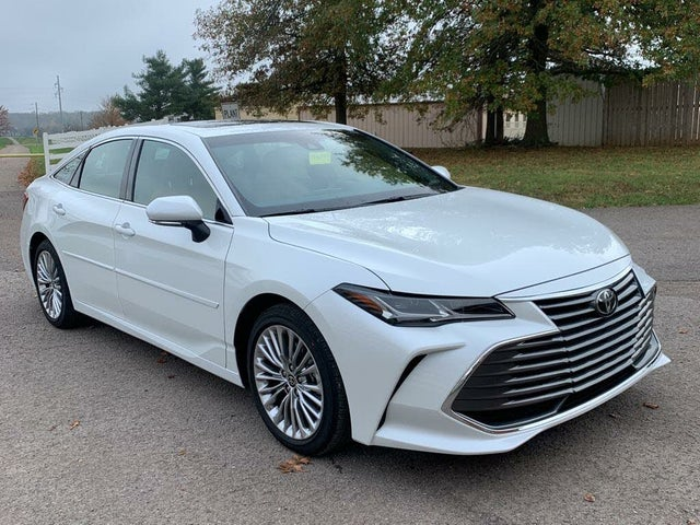2021 toyota avalon limited awd for sale in evansville, in