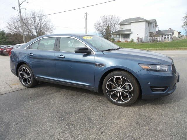 Used 2019 Ford Taurus SHO AWD for Sale Right Now - CarGurus