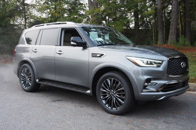 2021 infiniti qx80 premium select awd for sale in raleigh