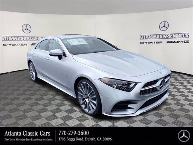 2020 Mercedes-Benz CLS-Class CLS 450 Coupe RWD
