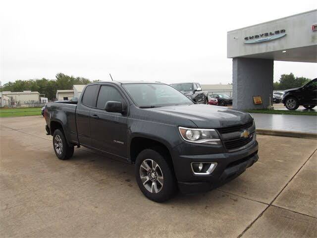 Used Chevrolet Colorado For Sale With Photos Cargurus