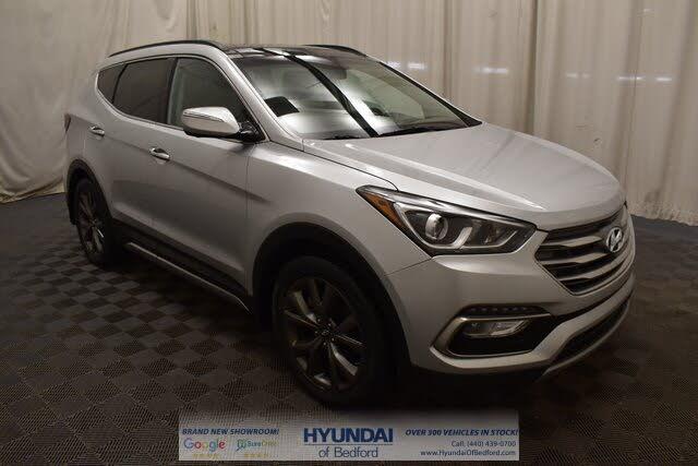 2017 Hyundai Santa Fe Sport 2.0T Ultimate AWD