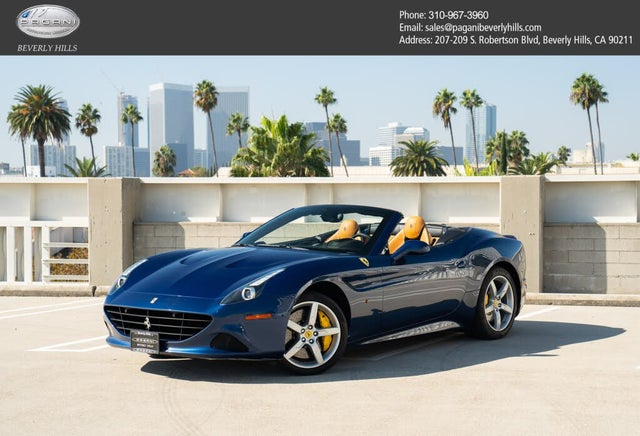 2015 Ferrari California T Roadster