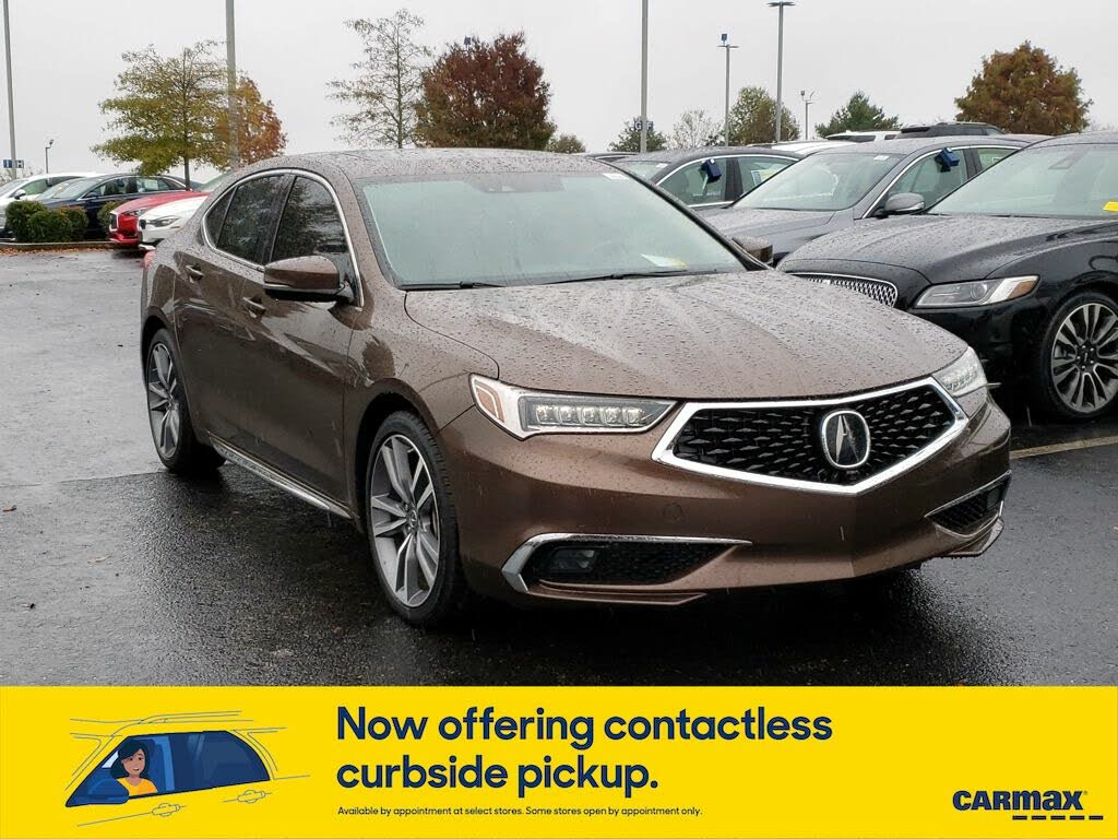 Used 2020 Acura Tlx V6 Sh Awd With Advance Package For Sale Right Now Cargurus