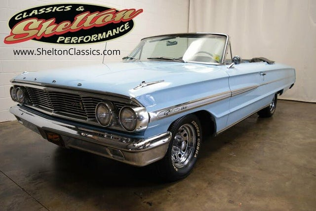 1964 Ford Galaxie 500 Convertible RWD