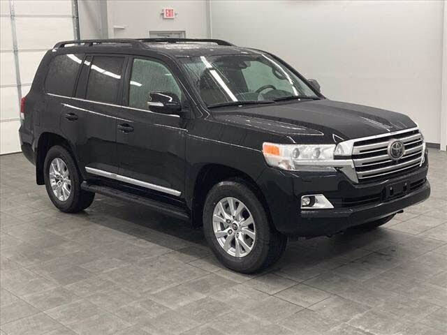 2021 Toyota Land Cruiser for Sale in Murray, KY - CarGurus