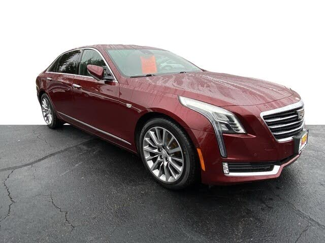 2016 Cadillac CT6 3.6L Premium Luxury AWD