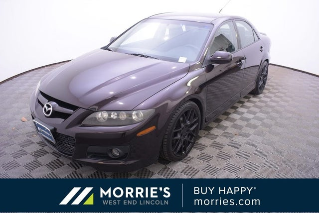 2006 Mazda MAZDASPEED6 Sport 4dr Sedan AWD