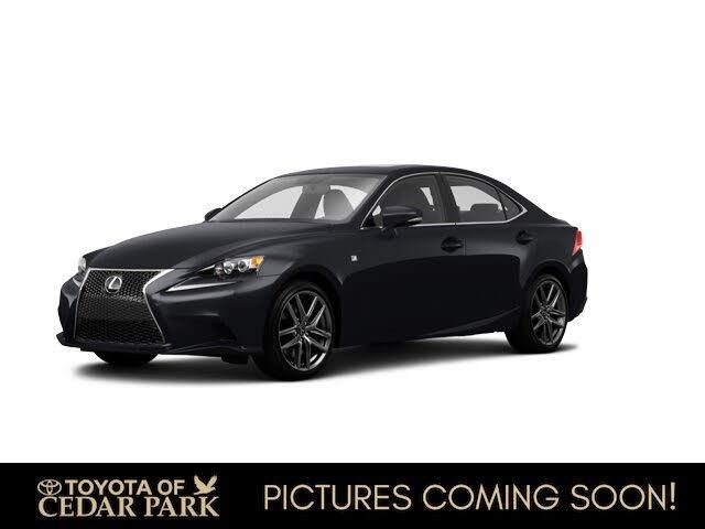 2014 Lexus IS 350 RWD