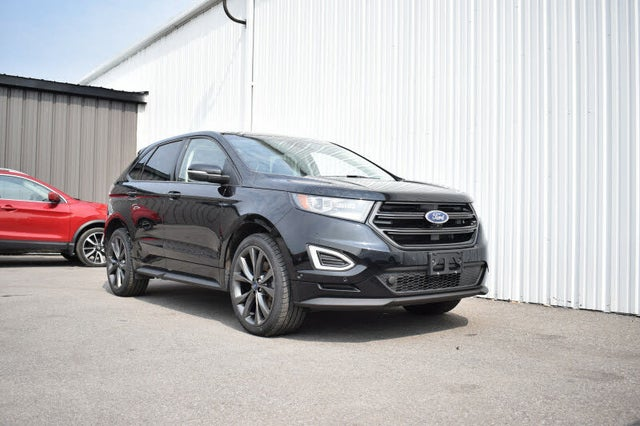 2018 Ford Edge Sport AWD