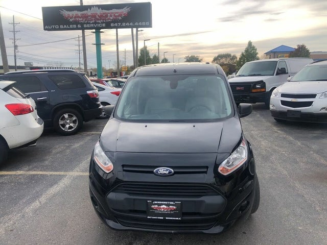 2014 Ford Transit Connect Wagon XLT FWD with Rear Liftgate