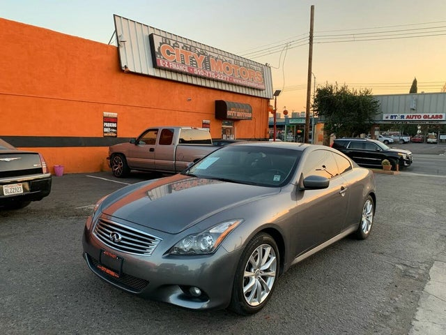 2013 INFINITI G37 Journey Coupe RWD