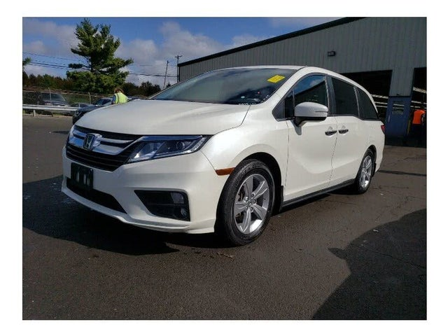 2018 Honda Odyssey EX-L with Navigation and RES