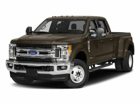 2017 Ford F-350 Super Duty XL Crew Cab LB DRW
