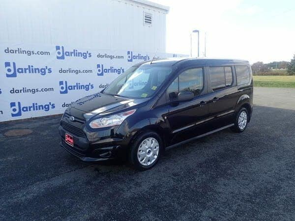 2014 Ford Transit Connect Wagon XLT LWB FWD with Rear Cargo Doors