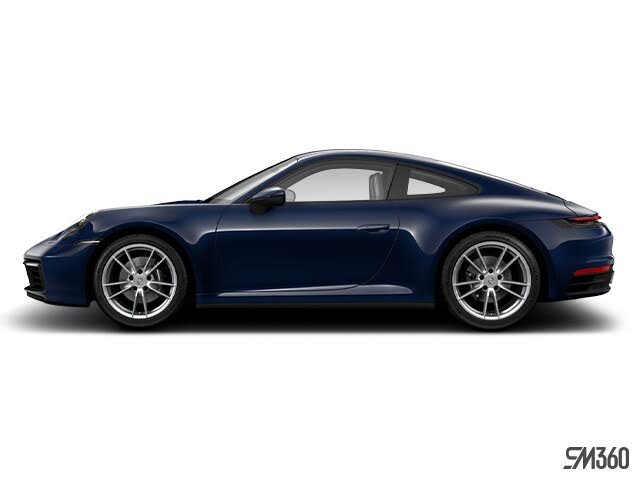2020 Porsche 911 Carrera 4S Coupe AWD