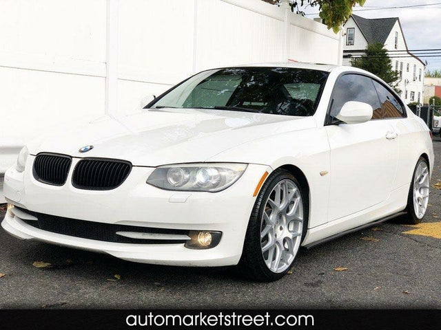 2011 BMW 3 Series 335i Coupe RWD