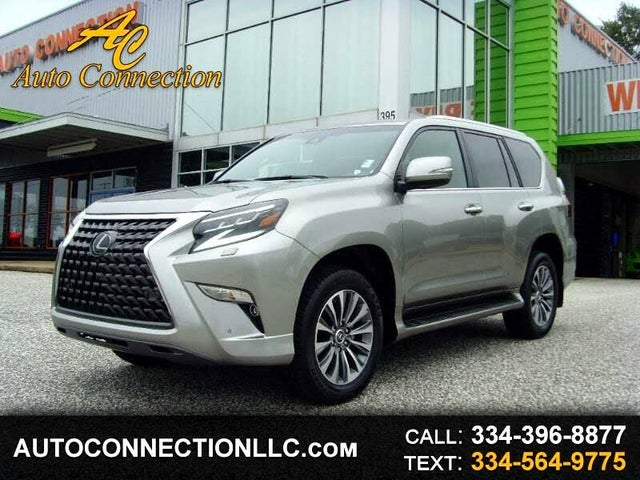 used 2020 lexus gx 460 luxury awd for sale right now