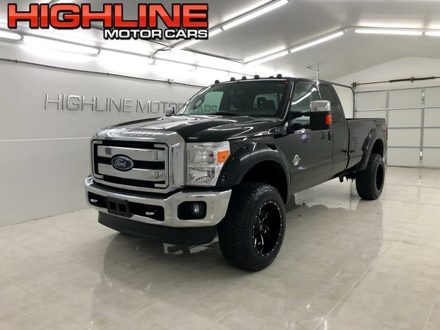 2014 Ford F-350 Super Duty Lariat SuperCab 4WD