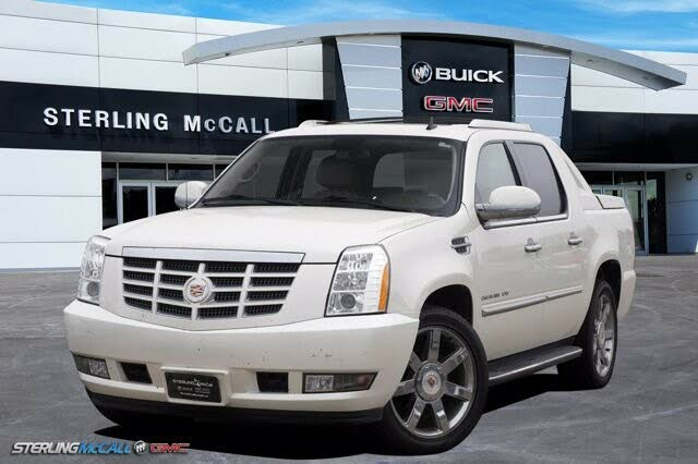 2013 Cadillac Escalade EXT Luxury 4WD