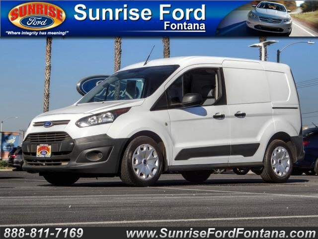 2016 Ford Transit Connect Cargo XL FWD with Rear Liftgate