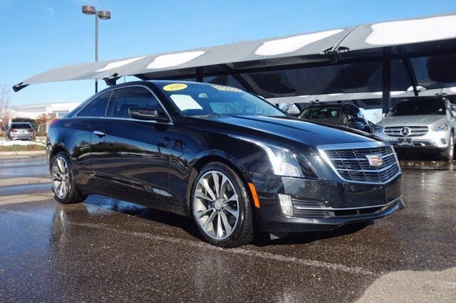 2016 Cadillac ATS Coupe for Sale in Longmont, CO - CarGurus