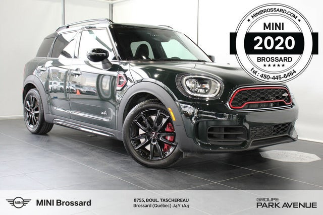 2020 MINI Countryman John Cooper Works ALL4 AWD