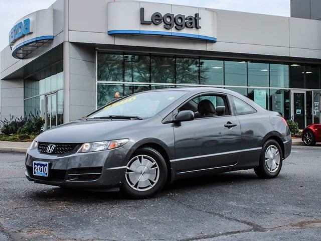 2010 Honda Civic Coupe DX-G