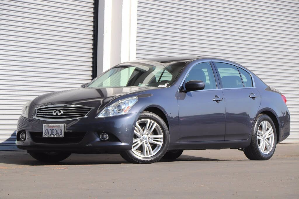 Used 2012 Infiniti G37 For Sale Right Now Cargurus