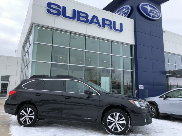 2018 Subaru Outback 3.6R Limited AWD with EyeSight Package