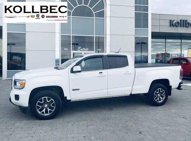 2019 GMC Canyon All Terrain Crew Cab LB 4WD with Cloth