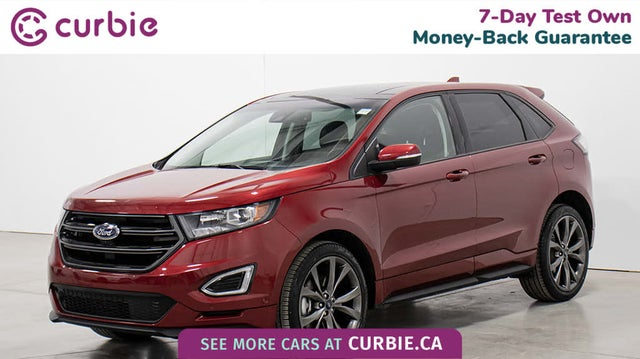 2017 Ford Edge Sport AWD