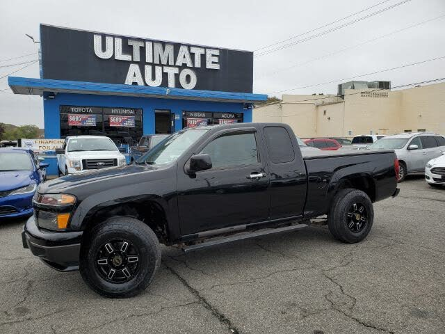 2012 Chevrolet Colorado 1LT Extended Cab 4WD