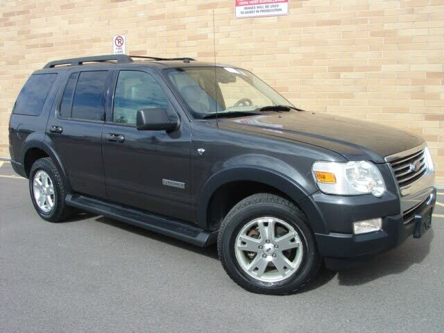2007 Ford Explorer XLT V8 4WD