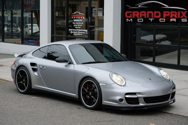 2009 Porsche 911 Turbo Coupe AWD