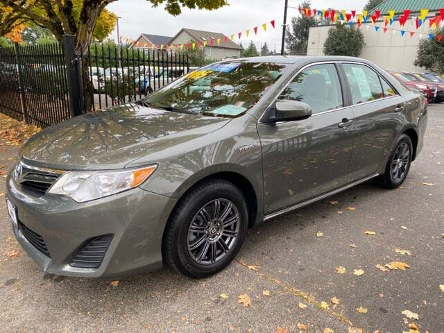 2013 Toyota Camry Hybrid LE FWD