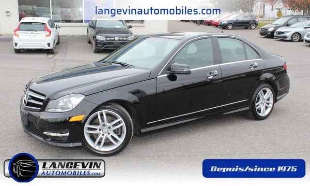 2014 Mercedes-Benz C-Class C 300 Luxury 4MATIC