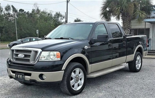2007 Ford F-150 King Ranch 4WD