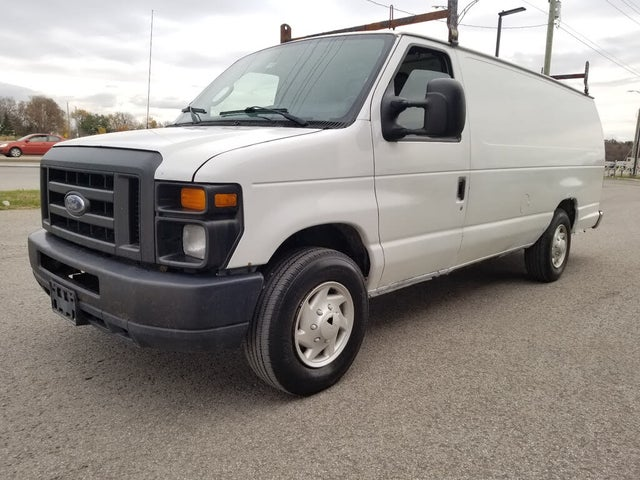 2010 Ford E-Series E-250 Cargo Van