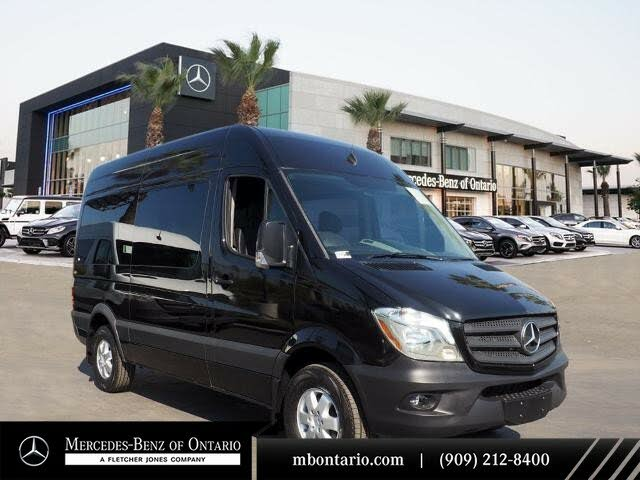 2018 Mercedes-Benz Sprinter 2500 144 V6 High Roof Passenger Van