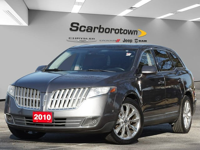 2010 Lincoln MKT EcoBoost AWD
