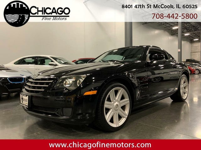 2007 Chrysler Crossfire Coupe RWD