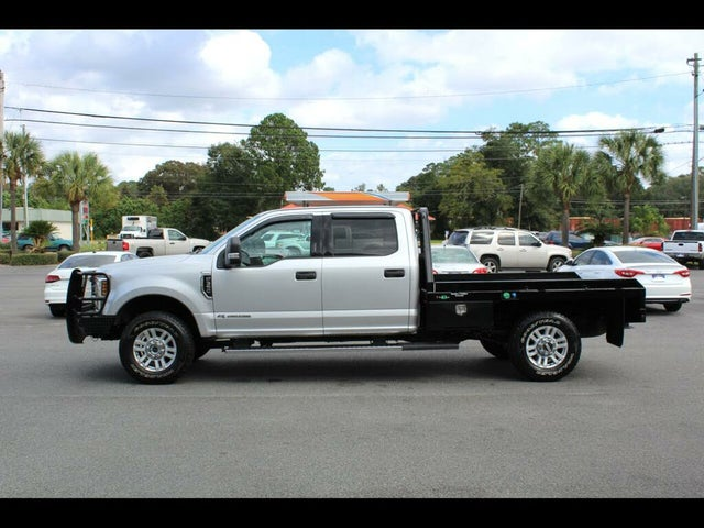 2018 Ford F-350 Super Duty King Ranch Crew Cab 4WD