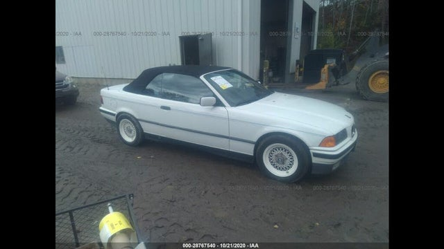 1994 BMW 3 Series 325i Convertible RWD