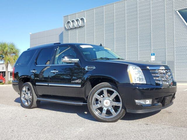 2014 Cadillac Escalade Luxury 4WD